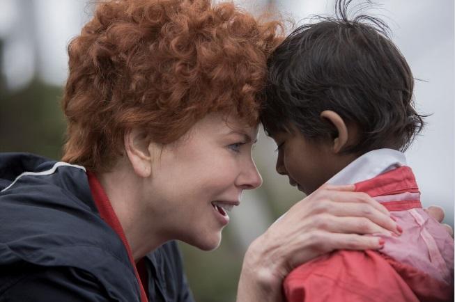 Nicole Kidman en Lion, película nominada al Oscar.