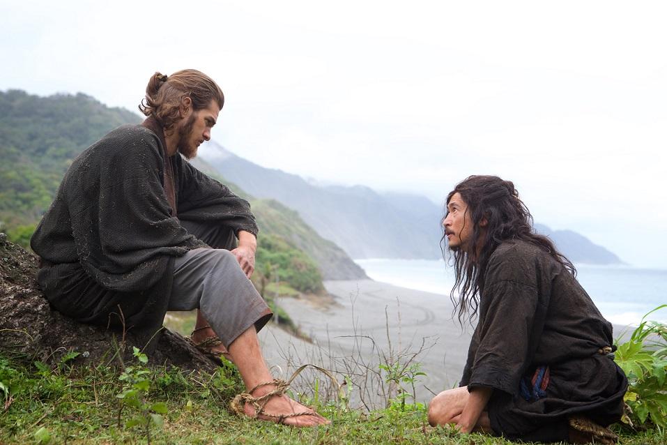 Silencio es la nueva película de Martin Scorsese sobre dos jesuitas en Japón