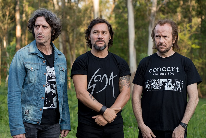 Diego Peretti, Diego Torres, Santiago Segura en Casi Leyendas.